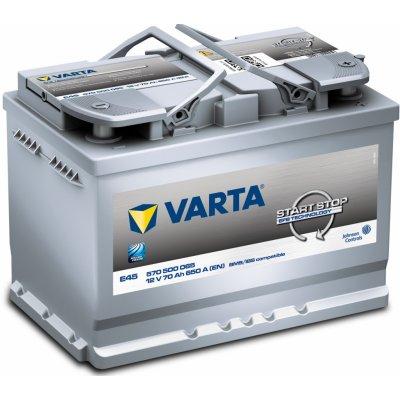 Varta Start-Stop 12V 70Ah 650A 570 500 065