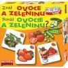 Pexetrio Kids Znáš ovoce a zeleninu?