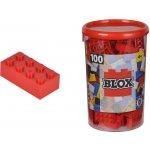 Simba Blox 100 Kostičky červené