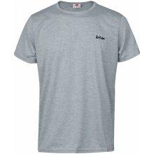 Lee Cooper Short Sleeve T Shirt Mens Grey
