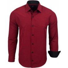 RUSTY NEAL košile pánská R-44 dlouhý rukáv Slim Fit 732cb51eb6