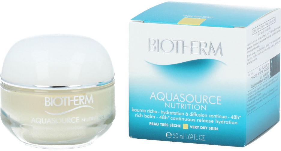 biotherm aquasource nutrition review