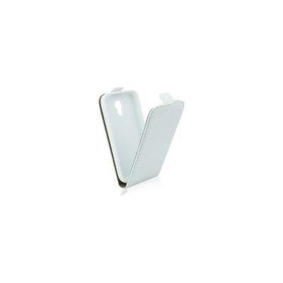 Pouzdro ForCell Slim Flip Flexi LG D290n L Fino bílé