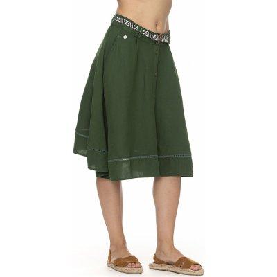 Ragwear Lomea Organic 5023 sukně green