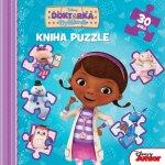 Doktorka Plyšáková - Kniha puzzle 30 dílků - Kol.