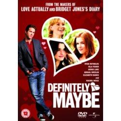 Definitely, Maybe DVD