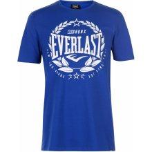 Everlast Laurel T Shirt Mens Bright Blue