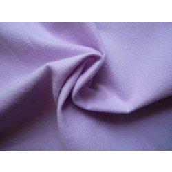 Metráž Flanel fialový (Bavlněný flanel)