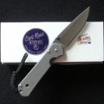 Chris Reeve Sebenza 21 Small Left Hand