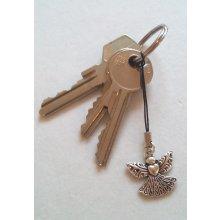 Přívěsek na klíče Anděl