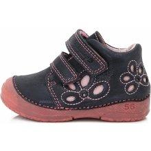 D.D. step dívčí obuv 038-250 modrá f50ab4613e