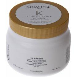 5f17b99f5206 Kérastase Elixir Ultime zkrášlující maska 500 ml od 1 320 Kč - Heureka.cz