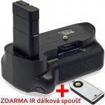 Bateriový grip Phottix BG-D5200 pro Nikon D5300/D5200/D5100