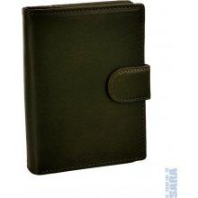 dámská kožená Peněženka 149 A zelená IL GIGLIO