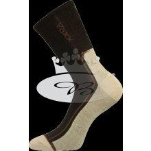 VoXX ponožky Sportovní Josef hnědá ce2a6067e7