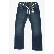 Matix jeansy GRIPPER SLIM FIT dirt wash