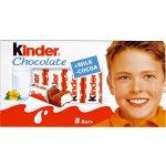 Kinder čokoláda, 100g