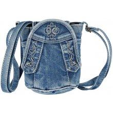Hammerschmid kabelka džínová