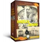 Cestovatelé Jiří Hanzelka a Miroslav Zikmund: Kolekce cestopisů digipack DVD