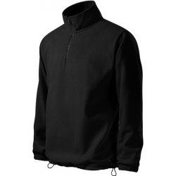 Pánská mikina Adler Horizon fleece pánský černá 9fe42fd0e7