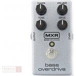 DUNLOP MXR Bass Overdrive