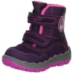 Dětská bota Superfit 1-00044-41 zimní boty HUSKY fialová 049a900a48