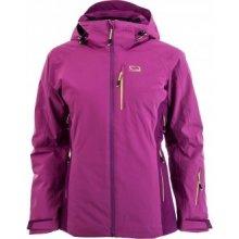 Susie dámská lyžařská bunda fialová