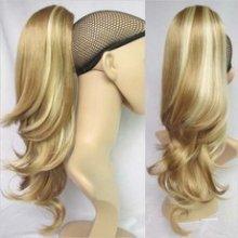 Culík vlnitý na skřipci 55 cm - mix blond 27t613