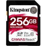 Kingston SDXC 256GB UHS-I SDR/256GB