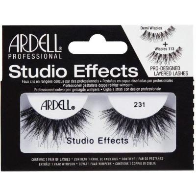 Ardell Studio Effects by Make-up Artist 231 černé