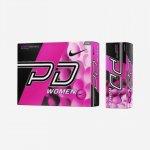 NIKE W balls PD9 Women 2-plášťový růžový 3ks