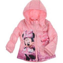 5120d09e2e SUN CITY Kojenecká zimní bunda Minnie / kabát Minnie růžová