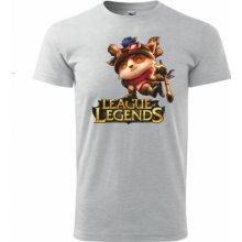 League of Legends dětské tričko 2 královská modrá 010a288ed8