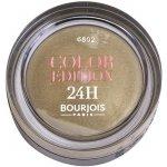 Bourjois Color Edition 24H oční stíny 4 Kaki chéri 5 g