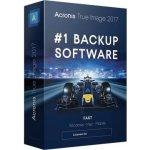 Acronis True Image 2017 ESD CZ pro 3 PC TI3ZL1LOS