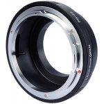 B.I.G. adaptér objektivu Canon FD na tělo Fujifilm X
