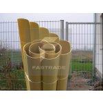 BAMBUS UMĚLÝ na plot 100% stínění 1,5x5m (cena/m2)