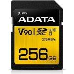 A-DATA SDXC 256GB UHS-II ASDX256GUII3CL10-C