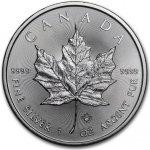 Maple Leaf Stříbrná mince 1 Oz 2017