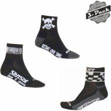 Sensor RACE 3 - pack ponožky