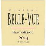 Belle-Vue AOC Haut Medoc červené 2014 0,7 l