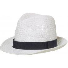 119695c2ee9 Pánský letní klobouk MB6597 Bílá   černá