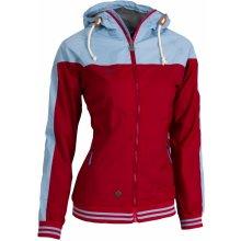 Woox Streetshell Ladies dámská bunda červená