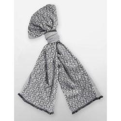 Calvin Klein šála Ck logo block scarf alternativy - Heureka.cz 154bb7e0e0