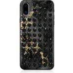 Pouzdro Bling My Thing Extravaganza Pure Onyx/Jet Apple iPhone X Swarovski®