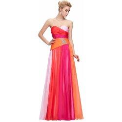 3c263729ec0b Grace Karin společenské šaty CL6069-1 fůžová