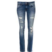 13efa427eaa Pepe Jeans dámské jeansy Saturn modrá