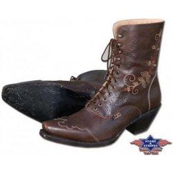 Stars and Stripes Dámské westernové boty Rosie hnědé od 3 377 Kč -  Heureka.cz ed2064059f