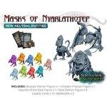 Cthulhu Wars 2nd edition: Masks of Nyarlathotep