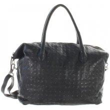 Another Bag Wanna Have Studs kabelka černá